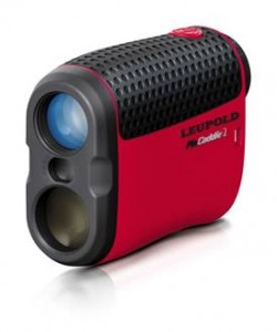 Leupold's New PinCaddie2 Range Finder