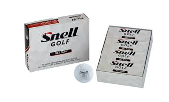Snell Golf - GET SUM Box & Ball