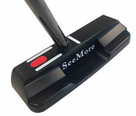 SeeMore Giant M1t Putter