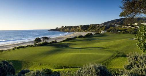 The golf experience at Monarch Beach