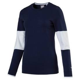 The Women's EVOKNIT Golf Sweater