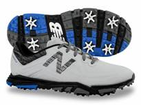 New Balance's first Minimus golf shoe with spikes