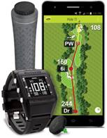 SkyCaddie® LINX GT - Game Tracking Edition